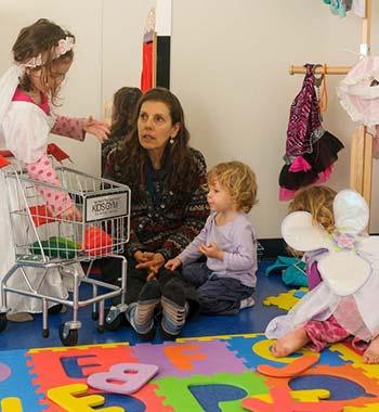 kids indoor playground austin, tx