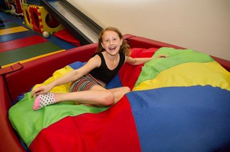 kids indoor gym austin, tx
