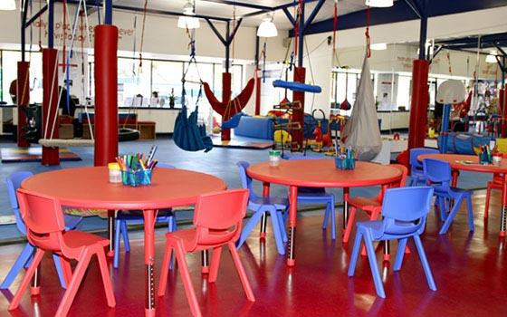 kids indoor play gym austin, tx
