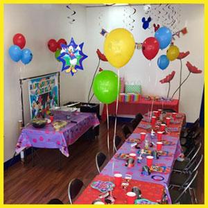 autism birthday party austin, tx